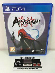 Aragami | PS4 Playstation 4 | Game Boxed PAL