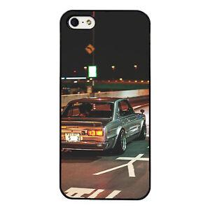 JDM GTR C10 Skyline plastic phone Case Fits iPhone