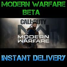 Call of Duty COD Modern Warfare_BETA PS4 XBOX ONE PC Worldwide