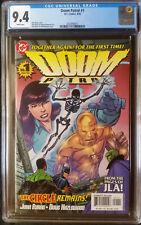 Doom Patrol (1987 2nd Series) #1  CGC 9.4