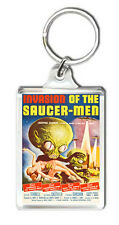 INVASION OF THE SAUCER MEN 1957 KEYRING LLAVERO