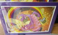 Epcot Festival Of The Arts Disney Figment Painting Rainbow Print Arcy
