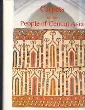 "V G Moshkova, Carpets of the People of Central Asia1996 HBDJ- O""Bannon & Armanov"