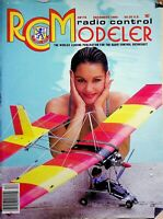 Radio Control Modeler RCM Magazine December 1984 Ultralight RC m232