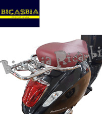 10466 - BACA TRASERO CROMADO VESPA 50 125 PRIMAVERA DE 2014