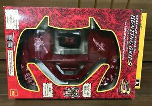 USED Monster Hunter Portable 3rd Hunting Grip S Yukumo Red