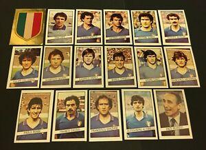 FIGURINA CALCIATORI ALBUM CALCIO FLASH 83 1982-83 NAZIONALE  SCEGLI DALL'ELENCO