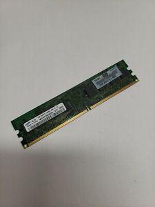 Samsung 1GB 1Rx8 PC2-6400U Desktop PC Memory M378T2863QZS-CF7 404574-888