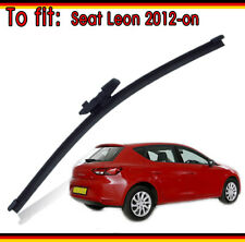 """Seat Leon 2012-on Exact Fit Rear Wiper Blade Quality 13""""G"""