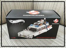 Hot Wheels Elite 2011 Ecto1 Ghostbusters 43th Scale
