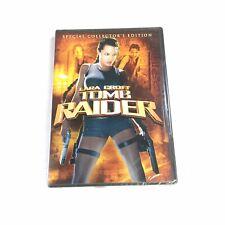 Lara Croft: Tomb Raider (DVD, Special Collector's Edition) NEW