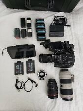 Sony PXW-FS5 4K Camera Bundle with RAW Upgrade +Convergent Design Odyssey7Q+