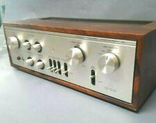 Amplificateur LUXMAN L31 L-31 amplifier Stereo Hifi Vintage 1978