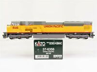 HO Scale Kato 37-6356 UP Union Pacific SD90/43MAC Diesel Locomotive #8146