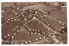 TALYBONT Caelelwan Caravan Park, Old Postcard by Donovan Postally Used 1956
