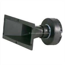 2x Raveland TE 308 schwarz , Piezo Hochtonhorn , 210x93mm ( für Mc Crypt etc. )
