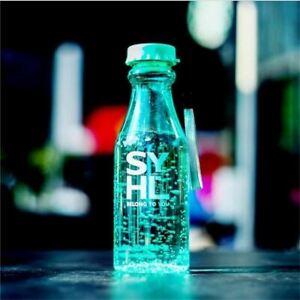 1 Pc Sport Travel Water Bottle Leak-proof Unbreakable Plastic Bottles Portable B