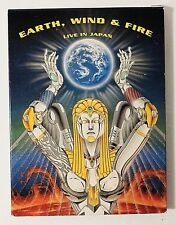 Earth, Wind  Fire - Live In Japan (DVD, 1998)