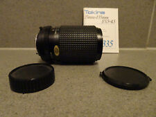 Tokina RMC 35-135mm, 1:3.5-4.5, Durchmesser 55 für Minolta Anschluss
