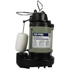 Wayne Blue Angel 1/2 Hp 5220 Gph Cast Iron Submersible Sump Pump