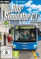 Bus Simulator 16 PC New+Boxed
