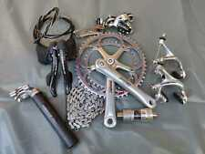 Vintage Campagnolo Chorus 10 speed  Groupset