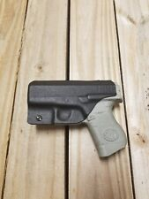 Concealment IWB Black KYDEX Holster with Sweat Shield Fits Glock G42 Right Hand
