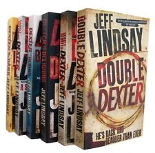 Dexter Jeff  Lindsay 6 Book Series 1 to 6 Collection Horror Thriller Crime New