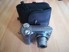 Olympus SP-320 7.1MP Digital Camera - Very Good Condition - Includes Case