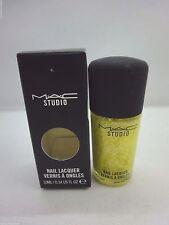 Mac Studio Nail Lacquer - Fashion Fizz - .34 Fl Oz - New In Box