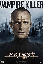 Gabriel / Legion / Priest (DVD, 2011, 3-Disc Set, Box Set)