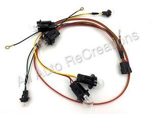 Holden LC Torana Tail Light Wiring Loom GTR XU1 Harness