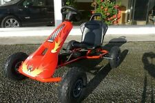 KART A PEDALES ROUGE 8733 -5/11 ANS - FERBEDO