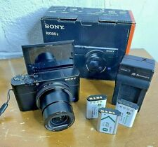 Sony Cyber-shot RX100 V 20.1MP Digital Camera in Original Box