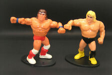 10 x Display Stands for vintage figures hasbro WWF wrestling W2