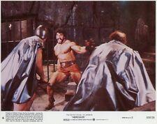 BODYBUILDER LOU FERRIGNO HERCULES 1983 HERCULES 1983  VINTAGE LOBBY CARD #2