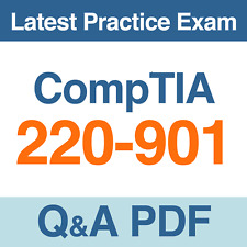 CompTIA A+ Certification Practice Test 220-901 Exam Q&A PDF