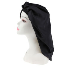 Silk Sleep Hat Wrap Night Cap Hair Care Bonnet Women Hat for Beautiful Hair