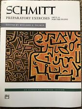 Preparatory Exercises, Op. 16