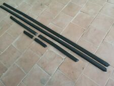 VW CORRADO Trim Molding Kit Black Strip kit