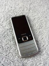 NOKIA 6700 CLASSIC Handy matt silber wie NEU B#1 6700c mobile phone matt silver