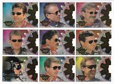 1998 High Gear MAN (Driver) #MM4a Jeff Burton SCARCE! ONE CARD ONLY!