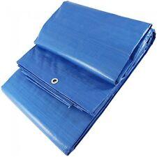 Wurko 355263 - toldo rafia 3 X 6 azul con Ollaos