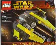 Brand New Lego - Jedi Starfighter (2005) - Star Wars - 6966 - Rare Lego Promo