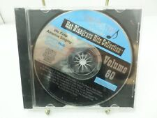 Chartbuster Vol 60 KARAOKE Hot Bluegrass Hits CD+G player needed new sealed