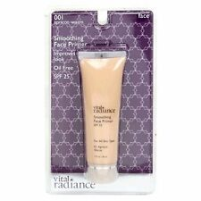 Vital Radiance Smoothing Face Primer,  SPF-25, Apricot-Warm 001