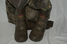 ITASCA RUBBER WADING Boots AND OVERRALLS Size 1 Thinsulate ITEM#632025 JUNIOR