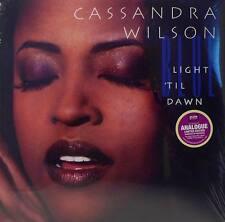 """CASSANDRA WILSON - PURE PLEASURE - BST-81357 -  """"BLUE LIGHT TIL DAWN"""" - 2LP"""