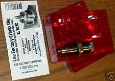 Lee Precision * Factory Crimp Die for 7-30 Waters    # 90838   New!