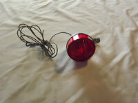 VINTAGE 1960-70S JAPAN CATEYE NO. 500 BICYCLE RED TAILLIGHT